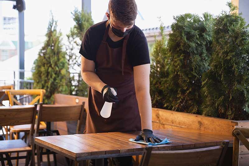 Le click and collect a permis de sauver de nombreux restaurants