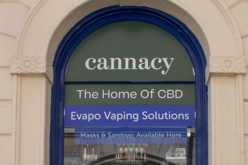Boutique de CBD a Gibraltar